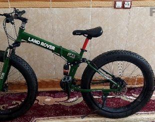 دوچرخه landrover