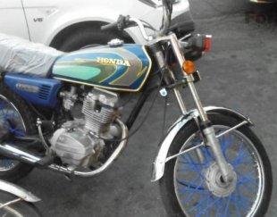 موتورسیکلت شهباز۱۲۵مدل ۹۰