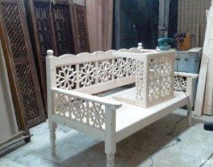 ساخت انواع تخت سنتی