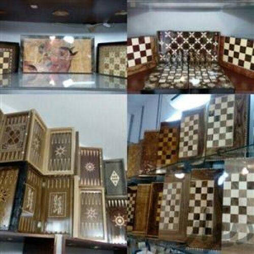 فروش عمده تخته نرد و شطرنج پخش کلی و جزیی