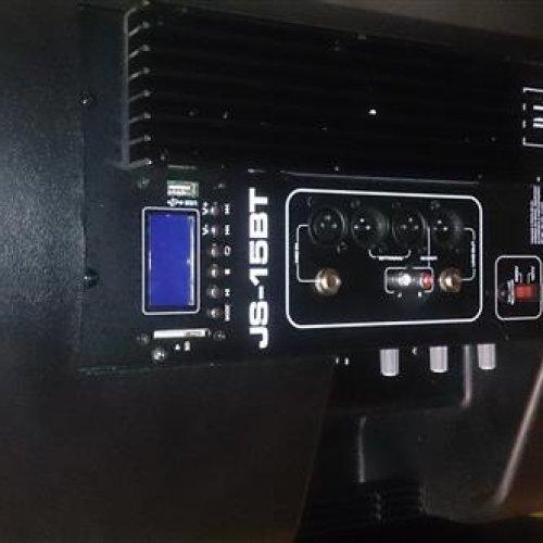 دستگاه دیجی کنترلر و باند JBL