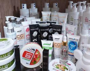 دعوت به همکاری فروش لوازم آرایشی بهداشتی