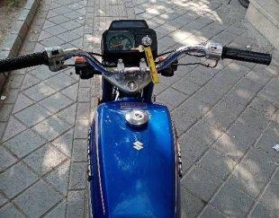 موتور سوزوکیAx