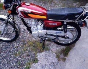 موتور سیکلت ۱۲۵ در حد صفر