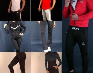 پخش عمده پوشاک اسپورت ورزشی مردانه و زنانه