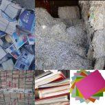 خریدار ضایعات آهن آلات و کاغذ باطله و روزنامه و کتاب باطله و پلاستیک
