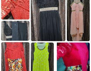 لباس مجلسی نو زنانه و دخترانه