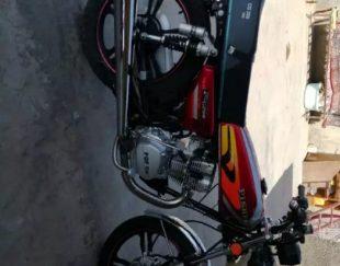 موتور پشرو ۲۰۰ مدل ۹۷