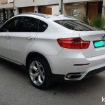 استثنایی!BMW X6 فول کامل VIP