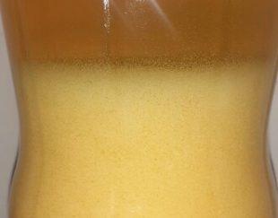 فروش عسل صددرصد طبیعی به شرط آزمایش،درجه یک،روغن زرد گاوی اعلا