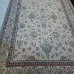 ۴تیکه فرش ابریشم مصنوعی