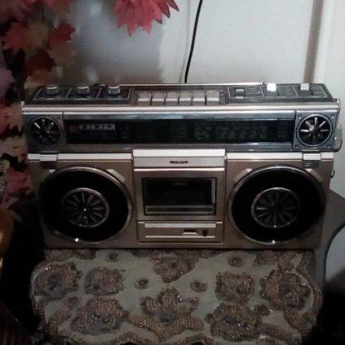 رادیو پخش ناسیونال٫پاناسونیک