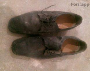 فروش کفش چرم خالص