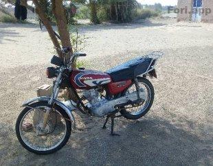 موتور سیکلت ۱۲۵ مدل ۹۴