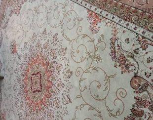 فرش ۹ متری ۷۰۰ شانه کاشان