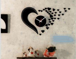 ساعت دیواری طرح love
