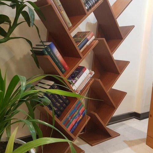 کتابخانه درختی ام دی اف