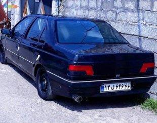 پژو۴۰۵ مدل۸۳