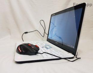 لپ تاپ vaio sony touch screen