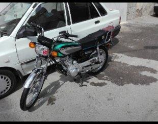 موتورسیکلت ساوین ۱۵۰مدل ۹۷