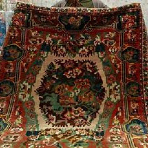 خریدار انواع فرش دستباف