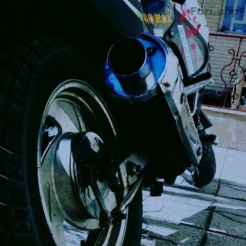موتور کیپس ۲۰۰ وحشی باکارت سوخت