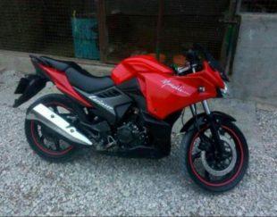فروش موتور سیکلت مگلی ۹۵ درحد صفر