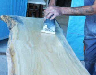 وسایل چوبی دست ساز با چوب درجه یک گردو و کاج 🪑