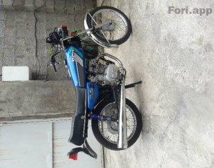 موتور سیکلت ۱۵۰cc آزما