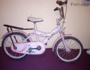 دوچرخه دخترانه در حد نو