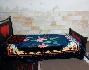 تخت خواب با تشک