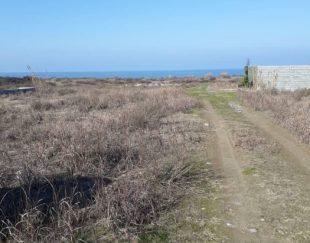 فروش زمین ساحلی تفکیک شده چپکرود جویبار