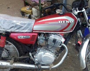 موتور هوندا ۱۲۵ مدل ۹۵