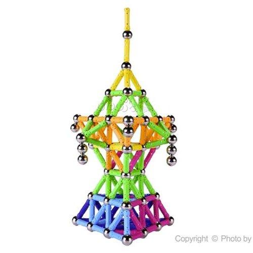 اسباب بازی مدلسازی مغناطیسی-بازی با مگنت