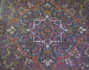 فرش دستبافت ۶ متری