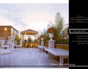 ۱۵۰ مترولنجک نوساز قابل سکونت بامعماری شاهکار