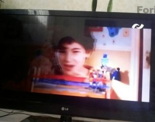 تلویزیون الجی ۳۷اینچ ال ای دی دیجیتال سرخود