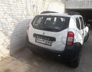 فروش خودرو رنو داستر ۲wd