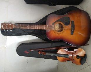 آموزش تخصصی گیتار و ویولن ایرانی