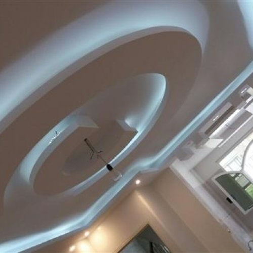 نقاشی و تزیینات داخلی و نمای ساختمان
