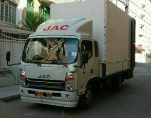 بزرگ باربری حمل اثاثیه سپهر با کارگر
