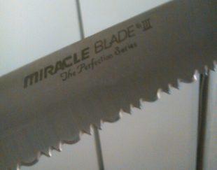چاقوی اره ایی بلند