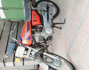 موتور پارکینگی هندا ۱۲۵