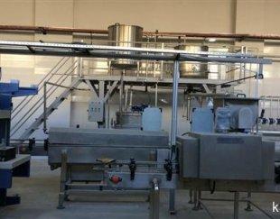خط تولید ترشی شوری مربا عسل