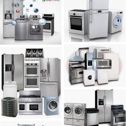 فروش انواع لوازم خانگی (برقی) صوتی و تصویری