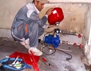 لوله کشی،تعمیرات پمپ آب،آبگرمکن،موتورخانه شوفاژ