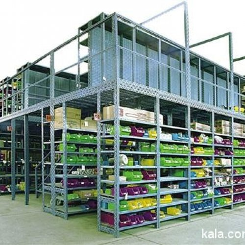 قفسه بندی صنعتی ، فروشگاهی و هایپری