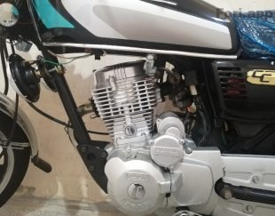 موتور همتاز ۱۵۰ مدل ۱۳۹۴ عروسک