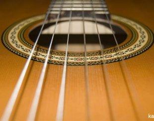 آموزش گیتار (مبتدی تا حرفه ای)