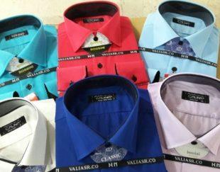 تولیدپیراهن مردانه